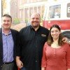 Firehouse Subs Sampling and Talk with the Founder