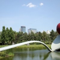 Minneapolis Blogging – The Sculpture Garden and Eat Street
