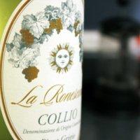 La Ronescina Pinot Grigio