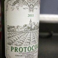 Protocolo 2011 White Wine