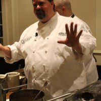 Carolina Inn's Welcome to Chef James Clark