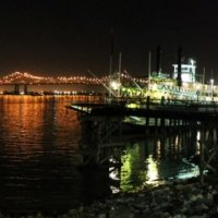 Eats and Night Sights in New Orleans