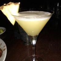 Double Black Diamond Martini at Firebird's Grill