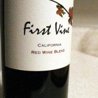 First Vine Red Wine Blend