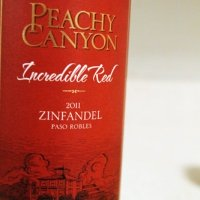 Peachy Canyon Incredible Red Zinfandel 2011