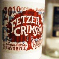 2010 Fetzer Crimson Winemaker's Favorite Red Wine Blend