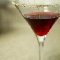 The Bessie Coleman Gin Cocktail