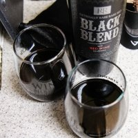Extremely Rare Rare Red 2012 Black Blend