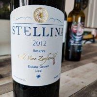 Stellina 2012 Reserve Old Vine Zinfandel