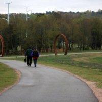 Museum Park Walk at the NC Museum of Art