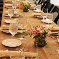 The Carolina Table: East Meets West Dinner