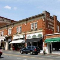 Charlottesville Blogging: Walking Around the University of Virginia