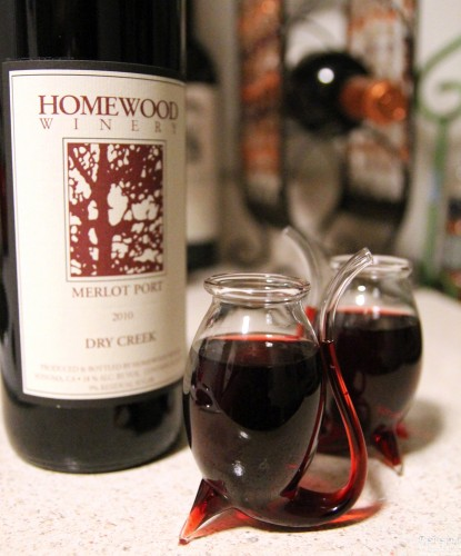 Homewood Winery Merlot Port 2010