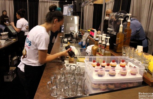 Coffee Fest Atlanta 2015: Best Coffee Shop Competition