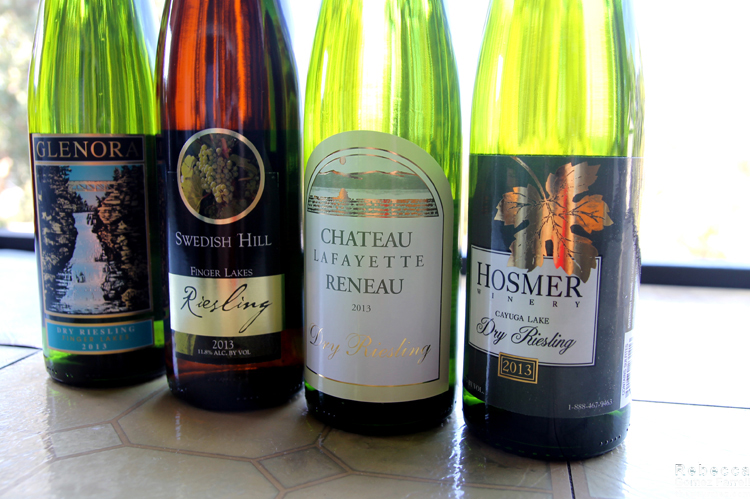 Finger Lakes 2013 Riesling Launch–Live! On Twitter and Facebook