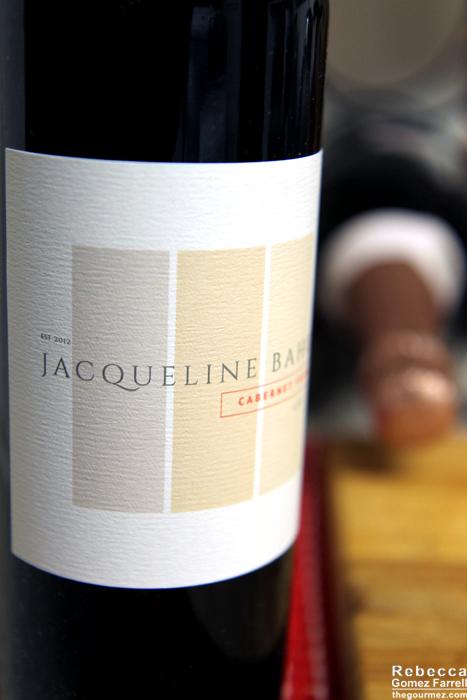 Jacqueline Bahue Cabernet Franc 2013