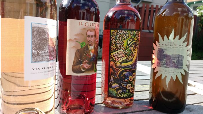 Bonny Doon Vineyard's Spring Rosé Line-Up