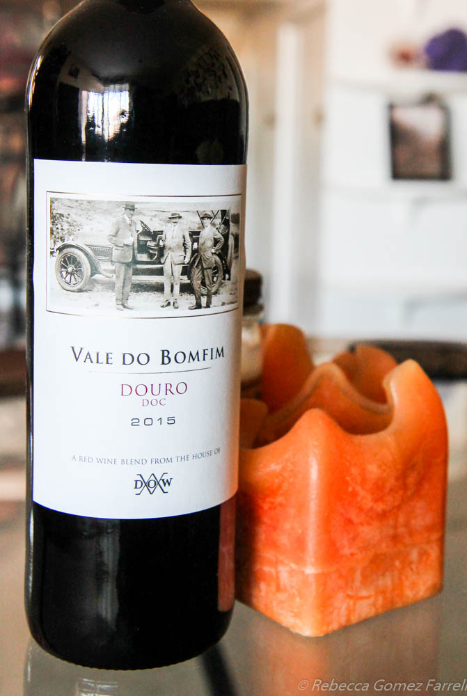Vale do Bomfim 2015 Red Wine Blend