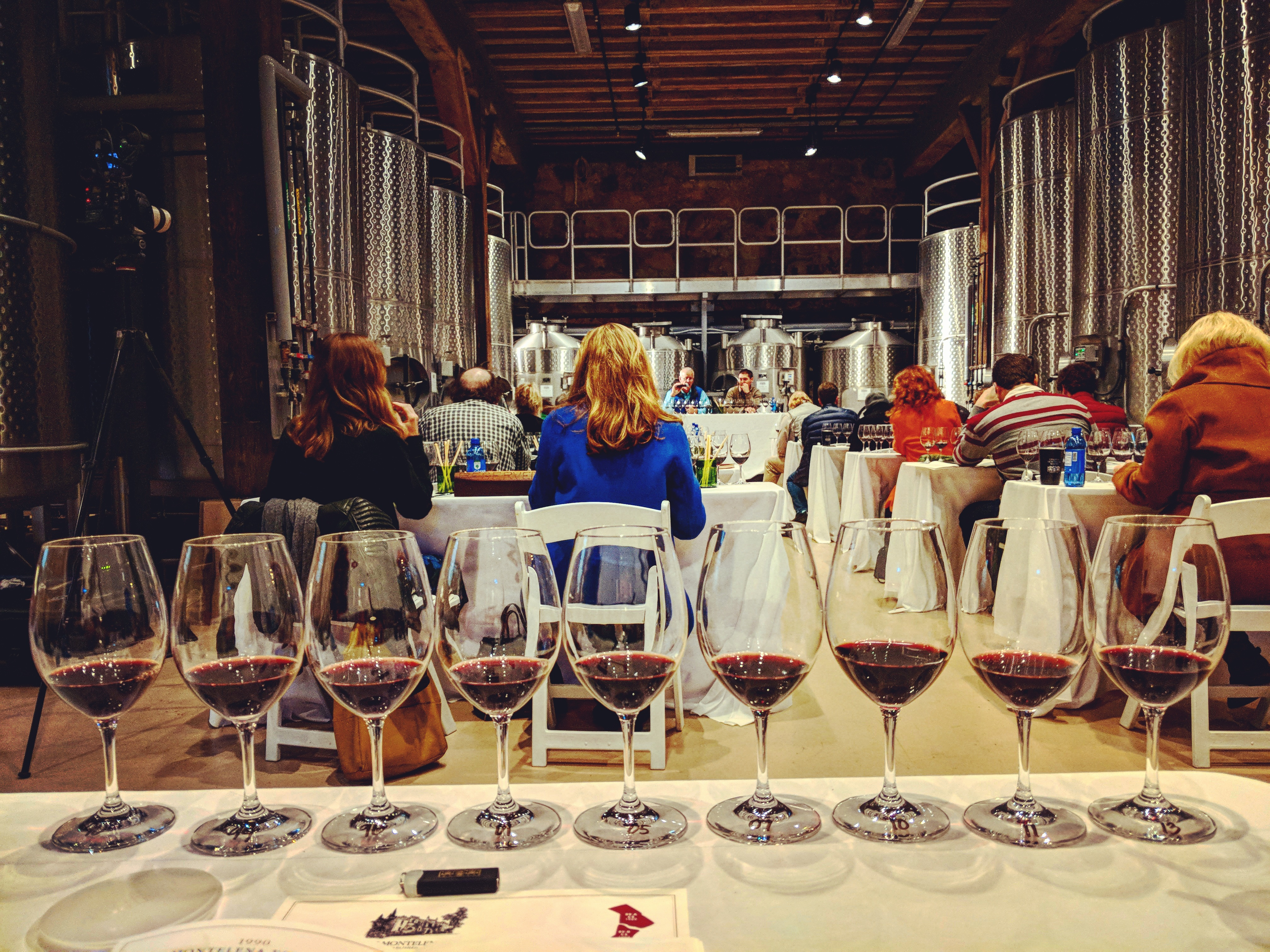 50 Years of Cabernet: The Chateau Montelena Dream Tasting