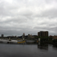 Minneapolis Day 3: Riverfront, Mill City Museum, and Nick and Eddie's