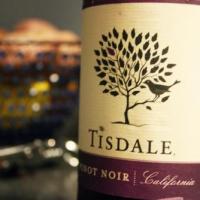 Tisdale Pinot Noir (vintage free, yo!)