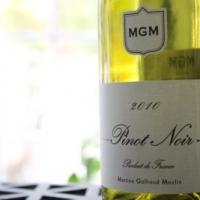 Martine Galhoune Moulin 2010 Pinot Noir