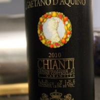 Gaetano D'Aquino Chianti 2010