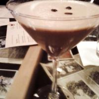 Espresso Martini at Broad Street