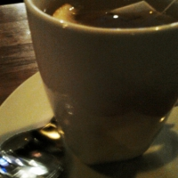 Southern Hot Toddy at Alivia's Durham Bistro