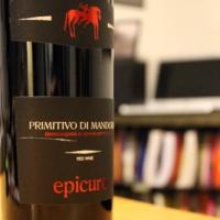 Epicurio 2008 Primitivo Di Manduria Vendemmia