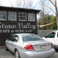 Straw Valley Café (Durham)