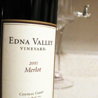 Edna Valley Vineyard 2011 Merlot