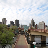 Downtown St. Paul, Cosetta, and the Wabasha Street Caves