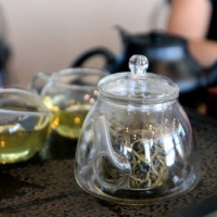 Red Blossom Tea Tasting at Café 4