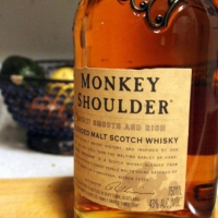 Monkey Shoulder Blended Malt Scotch Whiskey
