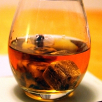 Sipping Stones, TOPO Eight Oak Carolina Whiskey, and the Strawberry Glades