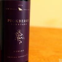 Pickberry Vineyard Merlot 2013