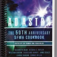 Ad Astra: The 50th Anniversary SFWA Cookbook for Sale!