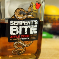 Serpent's Bite Apple Cider Flavored Whisky