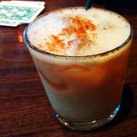 The R & R Coffee Cocktail at Neighborhood