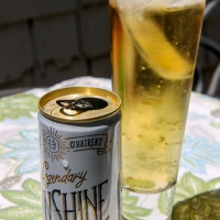 Sunshine Energy Drink - Ginger Berry