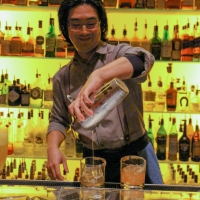 Indian Summer Cocktails and Bar Bites at the Clift Hotel