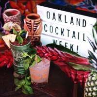 The Inaugural Oakland Cocktail Week 9/15-9/23!