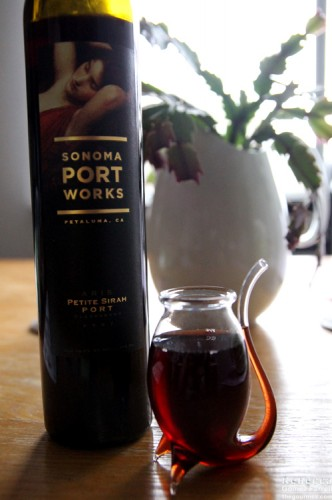 Sonoma Valley Portworks Petite Sirah Port 2007