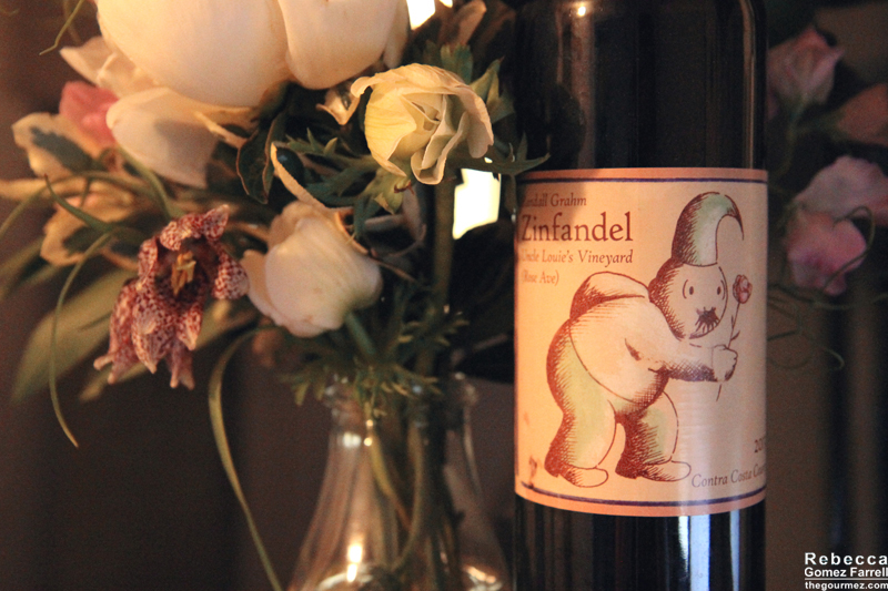 Randall Grahm's Uncle Louie Vineyard Zinfandel 2013