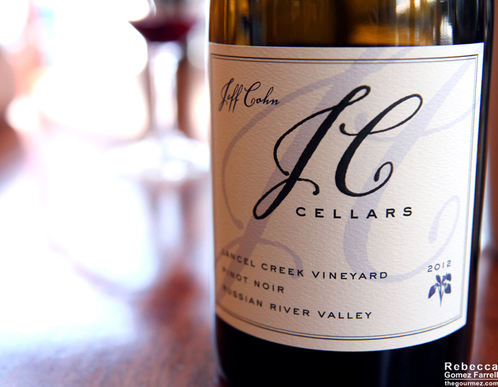 Jeff Cohn Cellars – *MOVED to Napa*