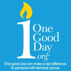 Today until 6 PST, Help Fund One Good Day through a Virtual Silent Auction!