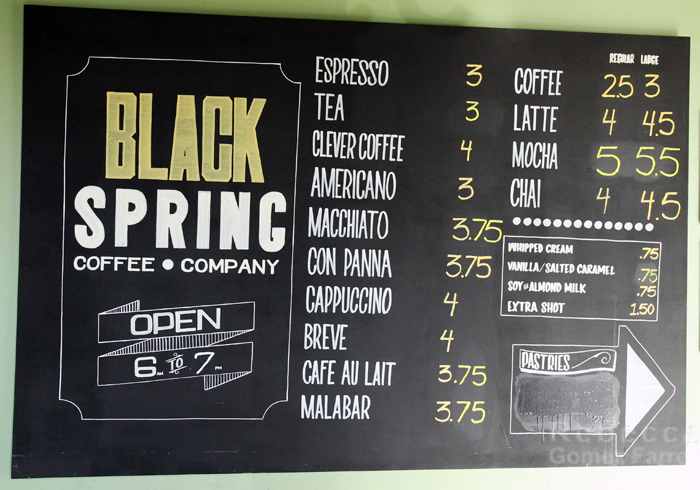 Black Spring Coffee Company