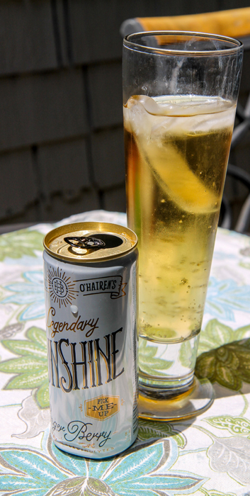 Sunshine Energy Drink – Ginger Berry