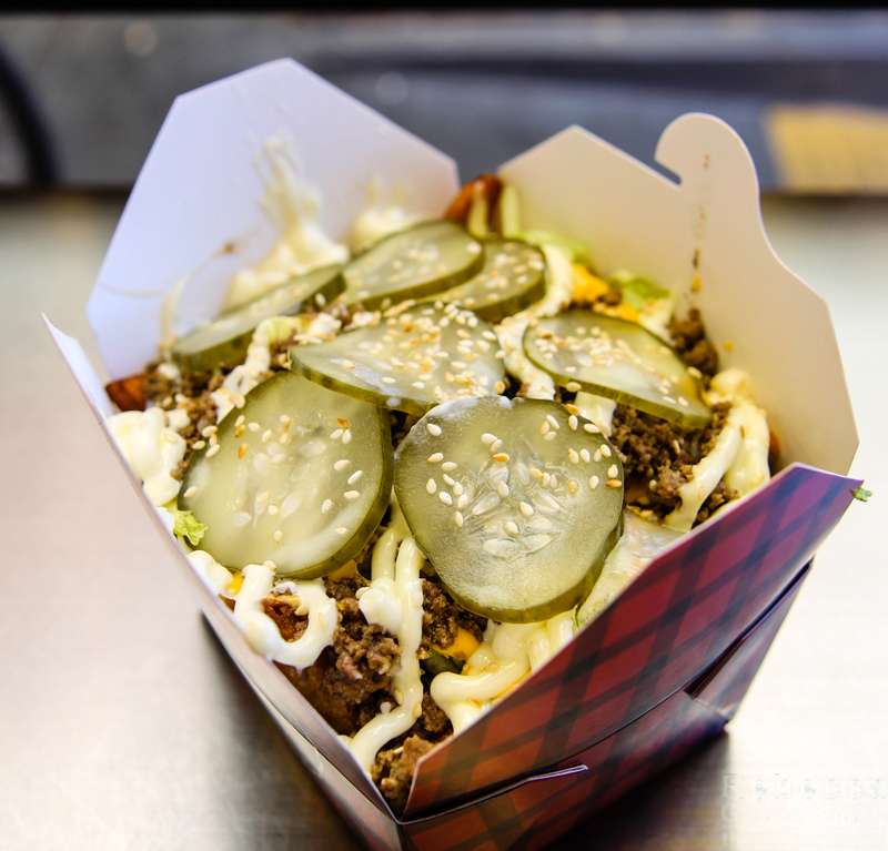 Find your Mac Daddy at Smoke's Poutinerie!